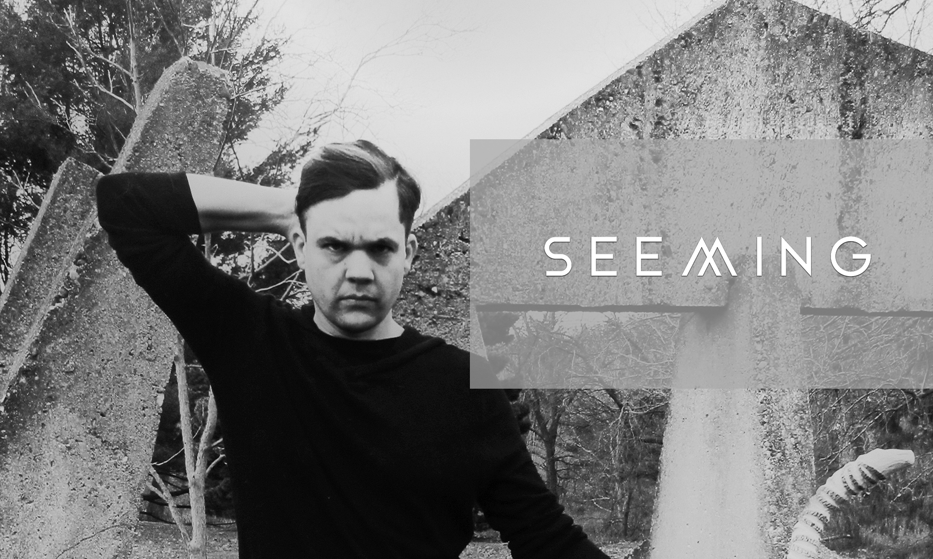 <p>SEEMING is equal parts transcendent pop and eco-tinged nihilism. Led by author/theorist/composer Alex Reed, the New York-based act broke out in 2014 with their debut single 'The Burial' and their first LP 'Madness &amp; Extinction', earning an Album of the Year award from darkwave tastemakers IDieYouDie. Having previously made four [&hellip;]</p>